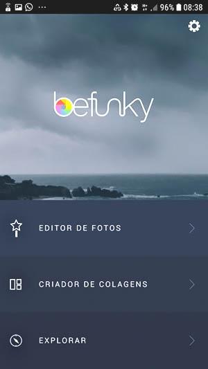 tela_mobile_BeFunky BeFunky - editor de imagens gratuito online